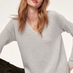 Airtizia // Wilfred Free // Wolter Sweater